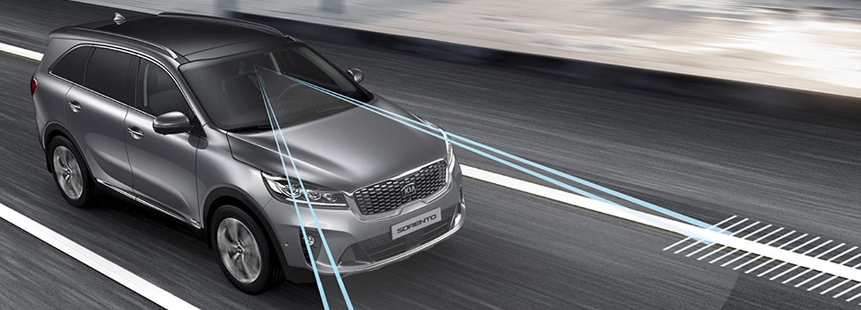 Kia-Sorento-Lane-Keep-Assist
