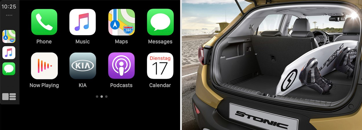 New-Kia-Stonic-Q4-2020-Apple-CarPlay-Great-Spaciousness