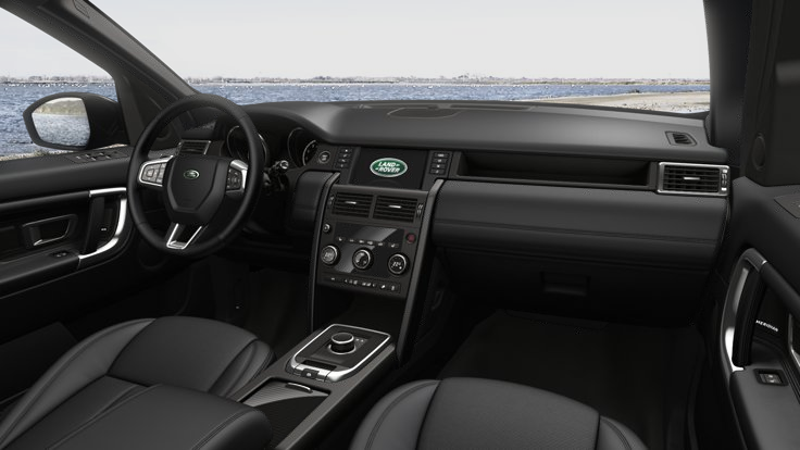 Land Rover Offer Discovery Sport Landmark Edition