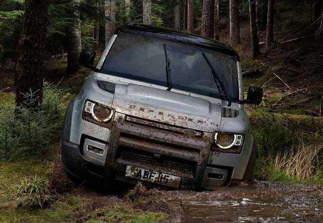 land rover, defender, new, advanced, technology, connectivity, 2020, 4x4