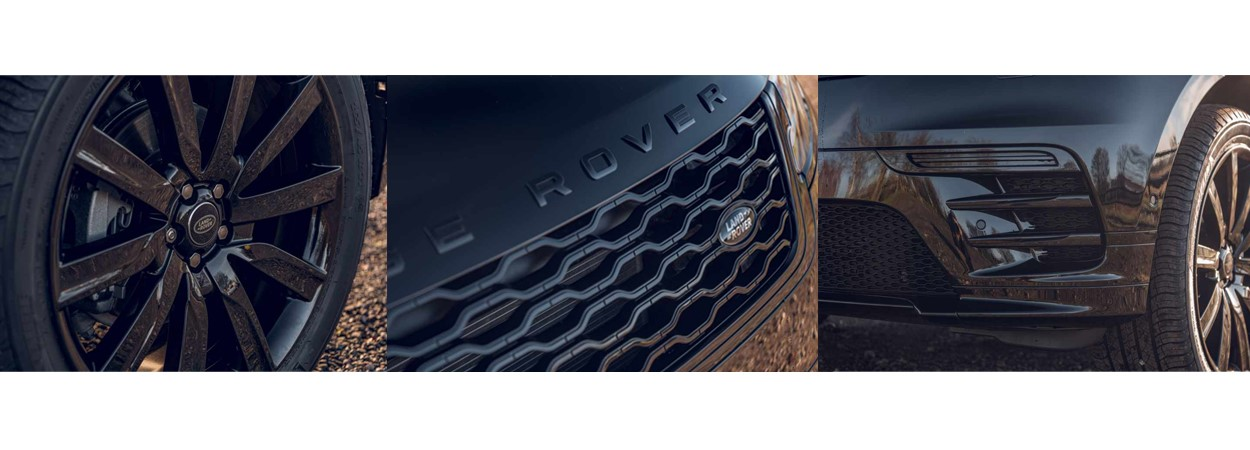 range rover velar, r-dynamic black, land rover, limited edition, new car, land rover,