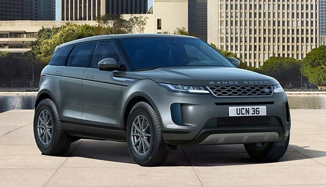 land, rover, range, evoque, new, car, compact, suv