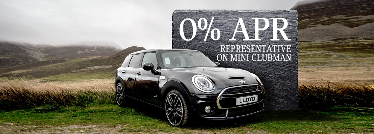 Mini Offer Mini Clubman 15 Cooper Classic 6dr Lloyd Motor Group