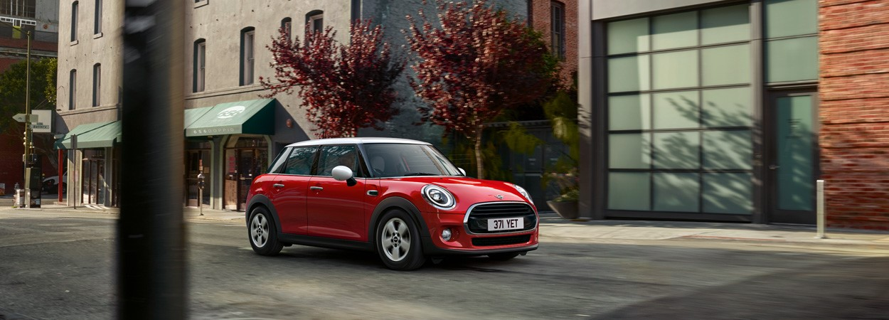 Mini Offer Mini 5 Door Hatch Lloyd Motor Group