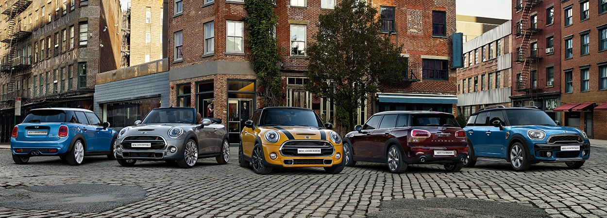 £0 Deposit on the New MINI Range. Plus low monthly payments.