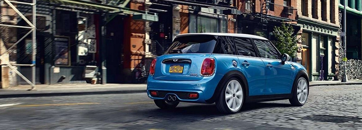 MINI Cooper S 5-Door Hatch | Lloyd MINI