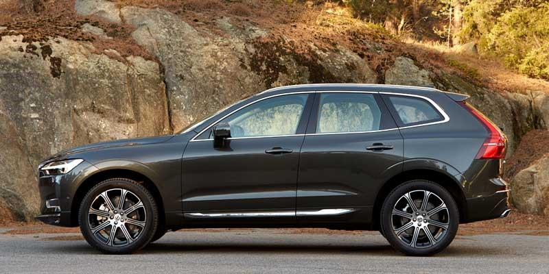 New Volvo XC60 World Car of the year