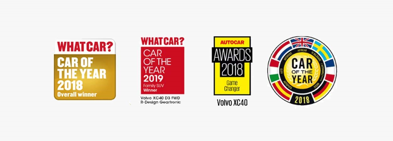 Volvo-XC40-Awards-Collection