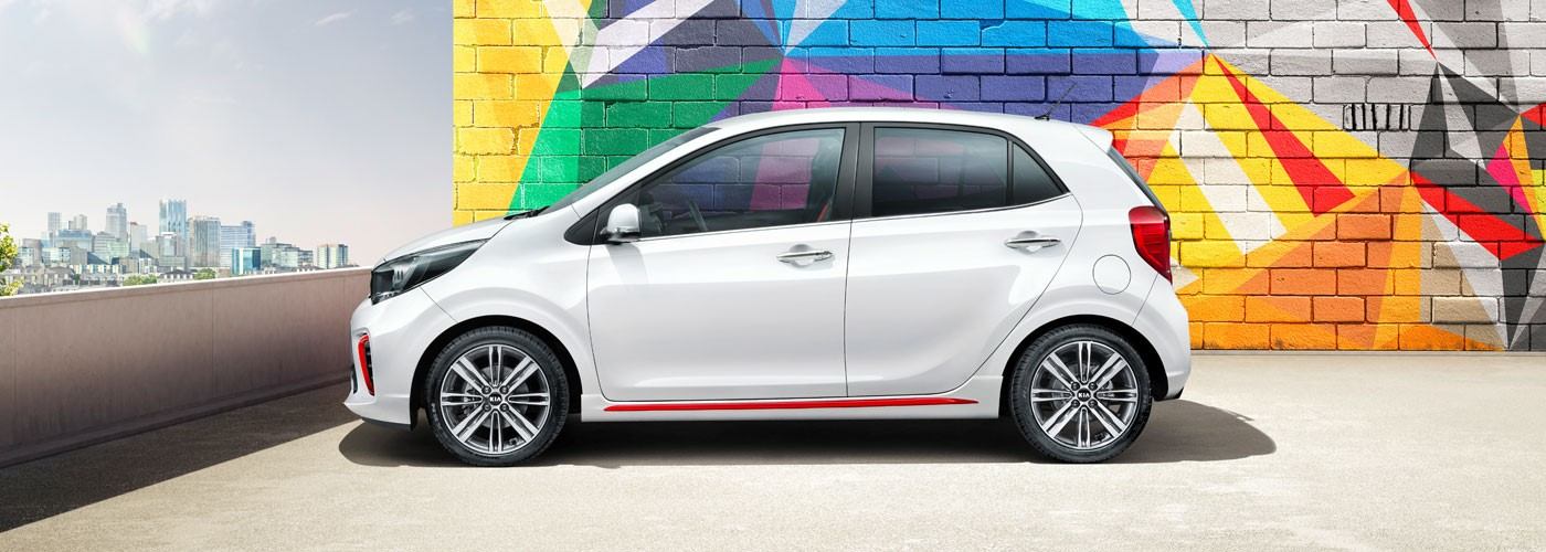 Kia Picanto from £150 per month