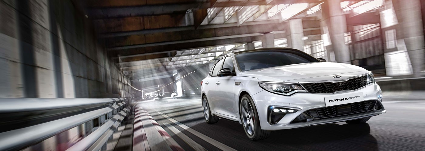 New Kia Optima from £258 per month