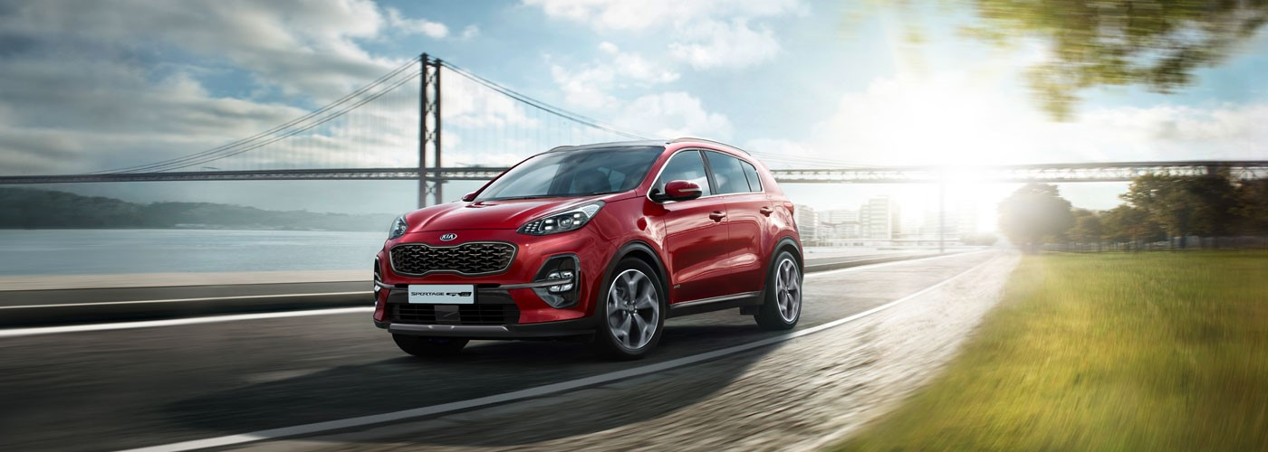 New Kia Sportage from £253 per month