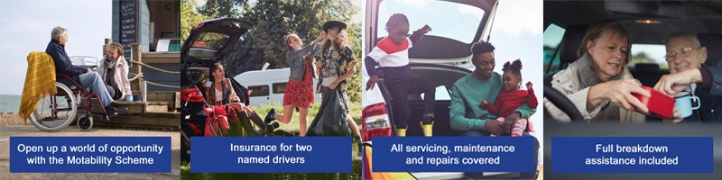motability, lloyd motability, bmw, mini, volvo, kia, honda, new car, lease, pip, mobility allowance