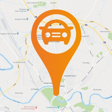 Lloyd Used Car Centre location map