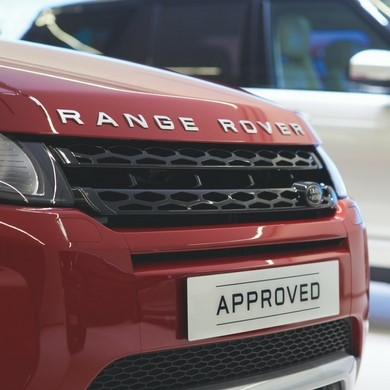 Approved Used Land Rover and Range Rover for sale