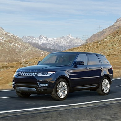 Popular Section Business Users Land Rover