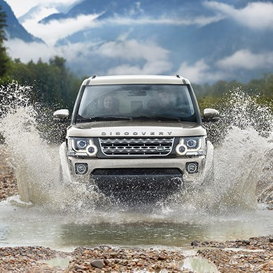 Popular Section Offers Land Rover