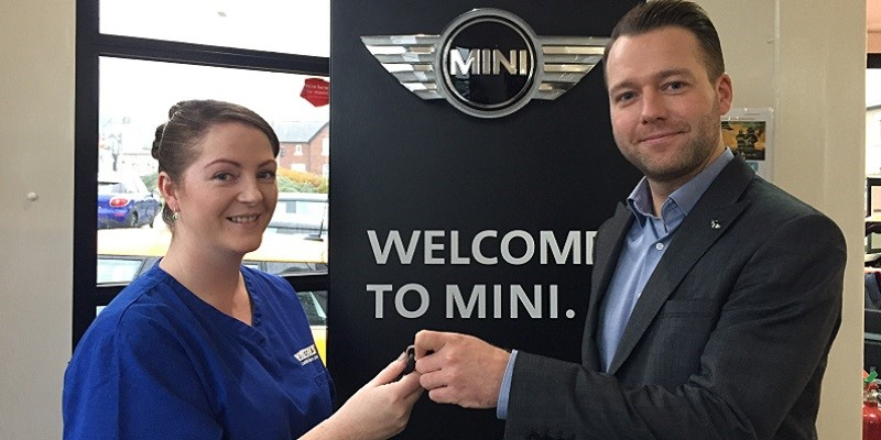 MINI Countryman | Eden Valley Hospice