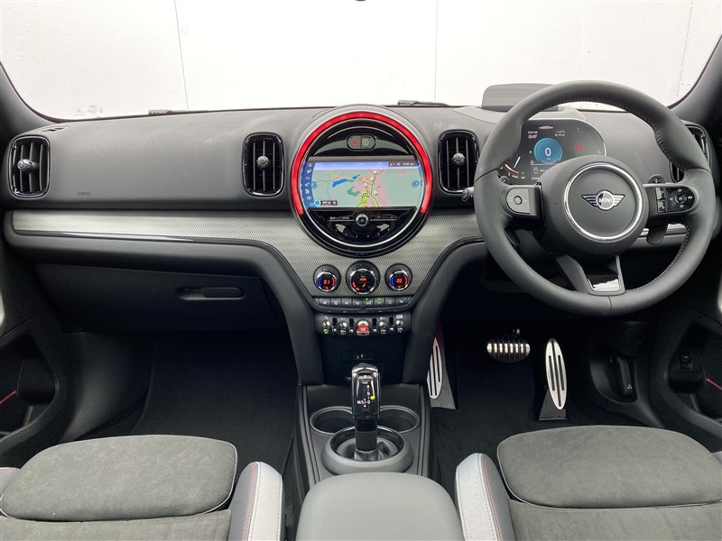 Used MINI COUNTRYMAN 2.0 John Cooper Works ALL4 5dr Auto [Nav+]