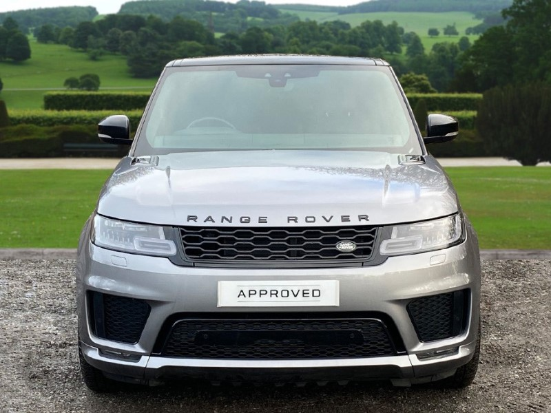 Used LAND ROVER RANGE ROVER SPORT 3.0 SDV6 HSE Dynamic 5dr Auto
