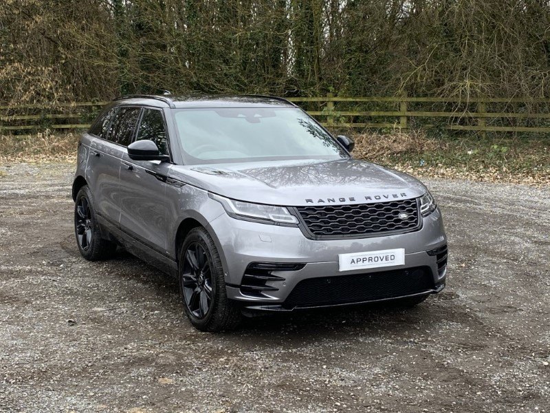 Used LAND ROVER | LAND ROVER RANGE ROVER VELAR 2.0 D200 Edition 5dr Auto