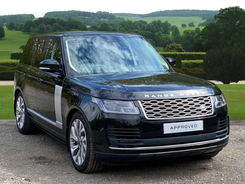 Used LAND ROVER | LAND ROVER RANGE ROVER 3.0 D300 Westminster 4dr Auto