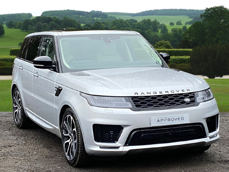 Used LAND ROVER | LAND ROVER RANGE ROVER SPORT 3.0 SDV6 Autobiography Dynamic 5dr Auto [7 Seat]
