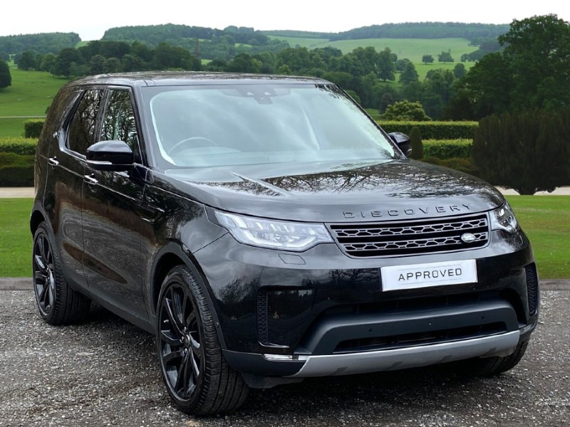 Used LAND ROVER | LAND ROVER DISCOVERY 3.0 SD6 HSE Luxury 5dr Auto
