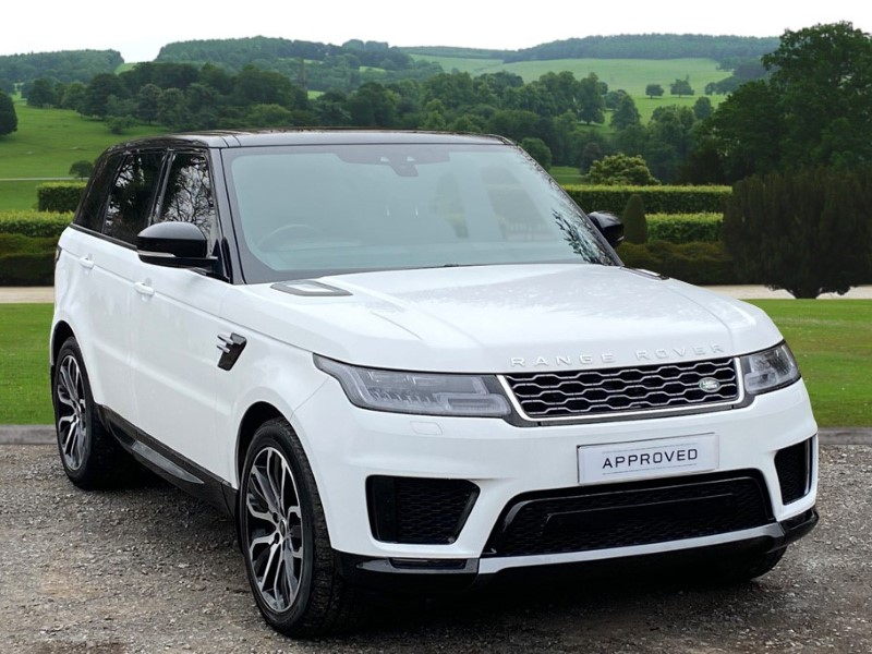Used LAND ROVER | LAND ROVER RANGE ROVER SPORT 3.0 SDV6 HSE 5dr Auto [7 Seat]