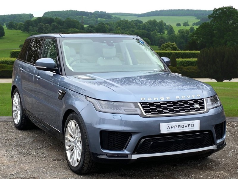 Used LAND ROVER | LAND ROVER RANGE ROVER SPORT 3.0 SDV6 HSE 5dr Auto
