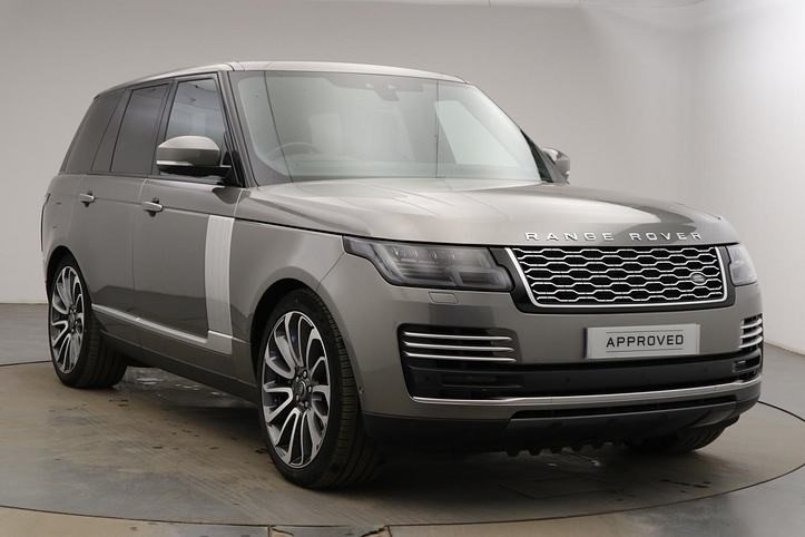 Used LAND ROVER | LAND ROVER RANGE ROVER 4.4 SDV8 Autobiography 4dr Auto