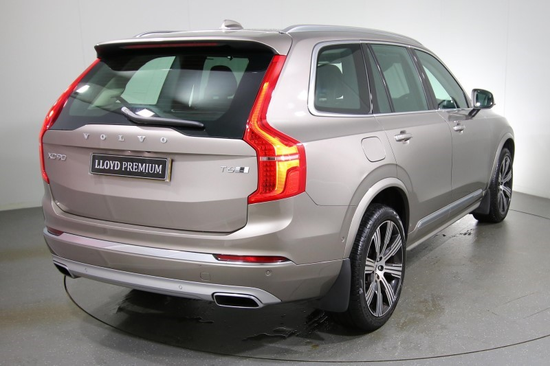 Used Volvo XC90 2.0 T6 [310 bhp] Inscription Pro AWD Geartronic Automatic