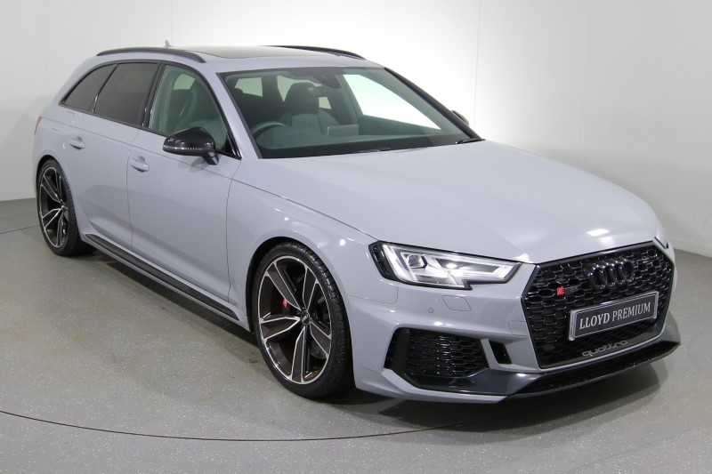 Used AUDI | Audi RS4 Avant Quattro Sport Edition S Tronic Automatic