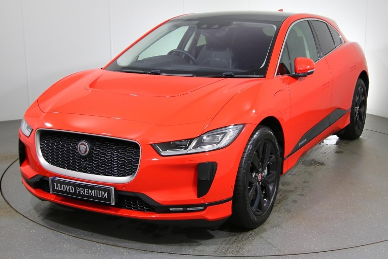 Used Jaguar I-Pace EV400 HSE All Wheel Drive 294 KW 90kWh Automatic