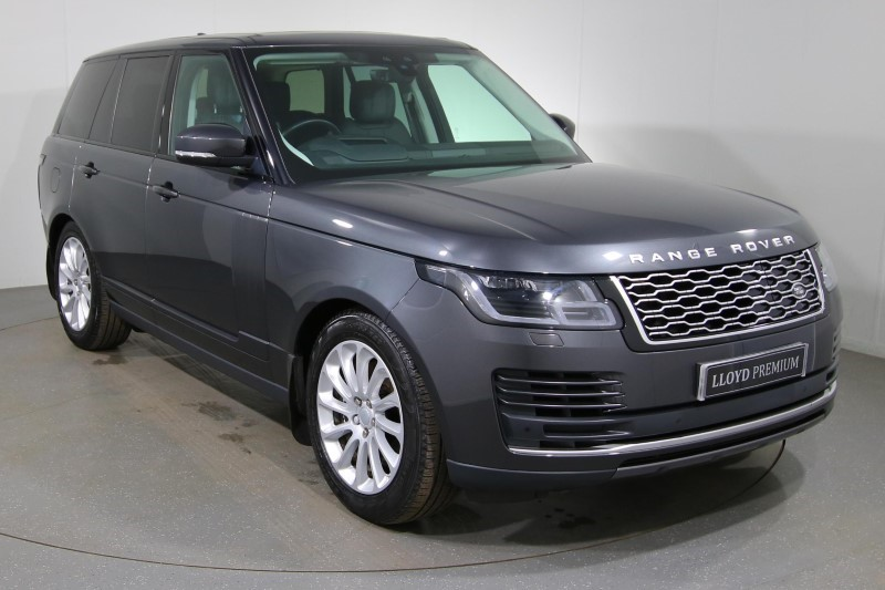 Used LAND ROVER | Range Rover 2.0 P400e Vogue Automatic