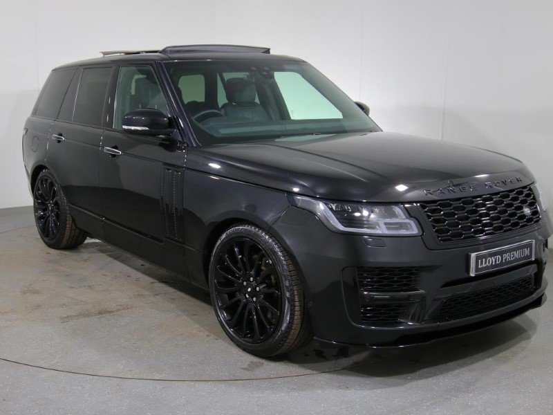 Used LAND ROVER | Range Rover 5.0 V8 Supercharger P525 Autobiography Automatic
