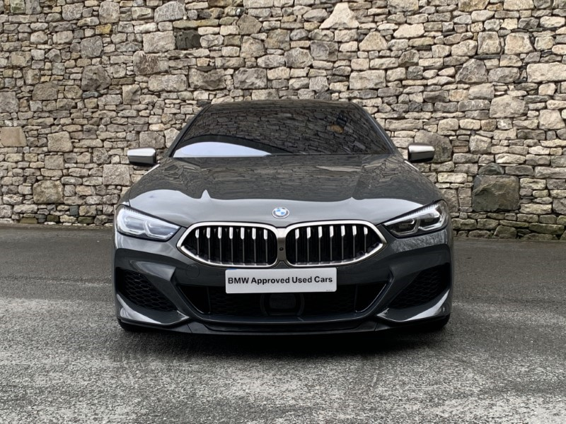 Used BMW 8 SERIES M850i xDrive Gran Coupe Auto