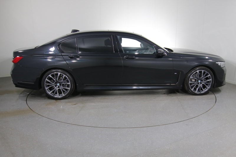 Used BMW 7 SERIES 745Le xDrive M Sport 4dr Auto