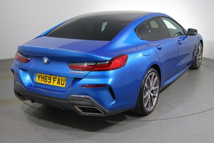 Used BMW 8 SERIES M850i xDrive 4dr Auto