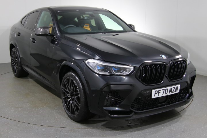 Used BMW | BMW X6 M xDrive  Competition 5dr Step Auto [Ultimate]