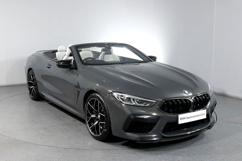 Used BMW | BMW M8 Competition 2dr Step Auto