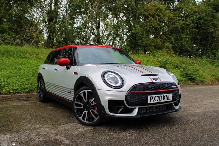 Used MINI CLUBMAN 2.0 John Cooper Works ALL4 6dr Auto [Nav+ Pack]