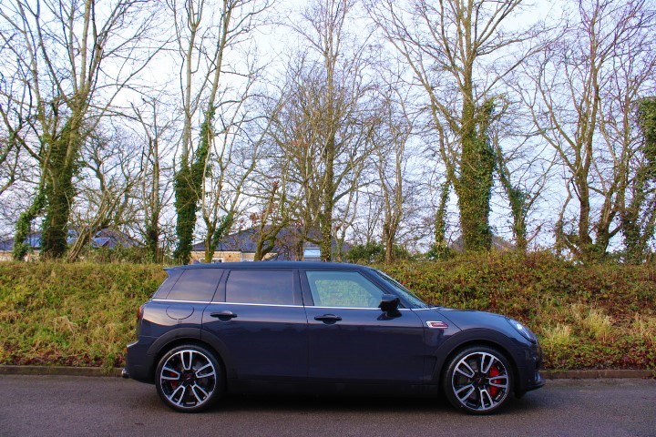 Used MINI CLUBMAN 2.0 John Cooper Works ALL4 6dr Auto