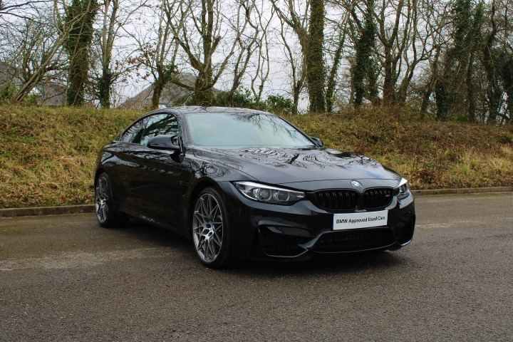 Used BMW | BMW M4 2dr DCT [Competition Pack]
