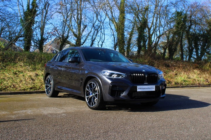 Used BMW | BMW X4 M xDrive  Competition 5dr Step Auto