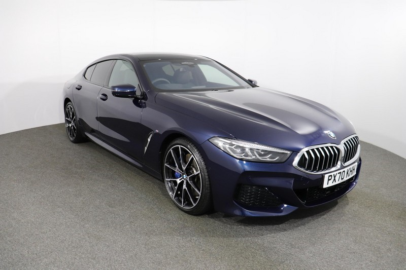 Used BMW | BMW 8 SERIES 840d xDrive 4dr Auto