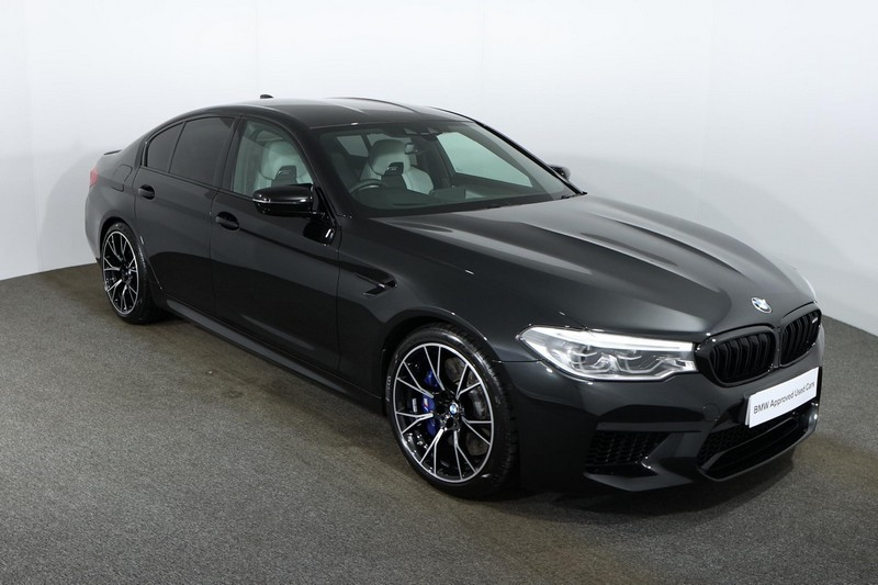 2020 20 Bmw M5 4dr Dct Competition Pack