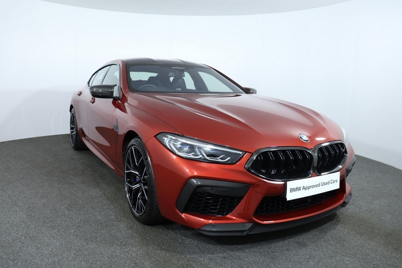 Used BMW M8 Competition 4dr Step Auto