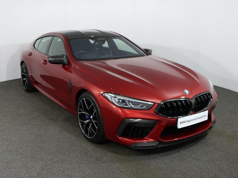 Used BMW | BMW M8 Competition 4dr Step Auto