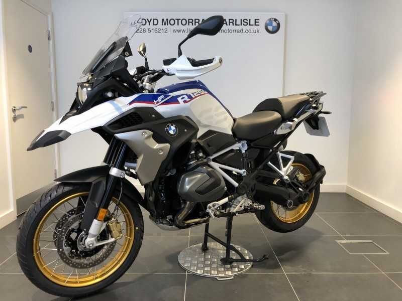 Used R 1250 GS Rallye TE