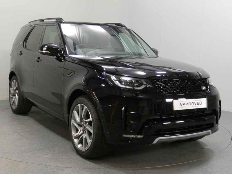 Used LAND ROVER | LAND ROVER DISCOVERY 3.0 SD6 Landmark Edition 5dr Auto